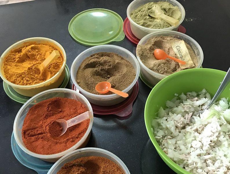 malaiische Küche